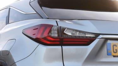Lexus RX 450h - rear detail