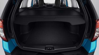 Dacia Logan MCV Stepway - boot