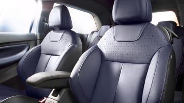 Citroen DS3 Cabrio interior