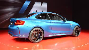 Bmw M2 Coupe - show rear quarter
