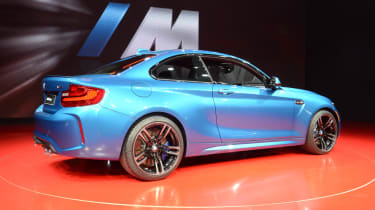 Bmw M2 Coupe - show rear quarter
