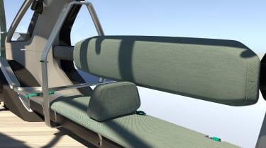 Renault EZ-GO concept - bench