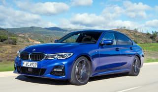 BMW 330i - front