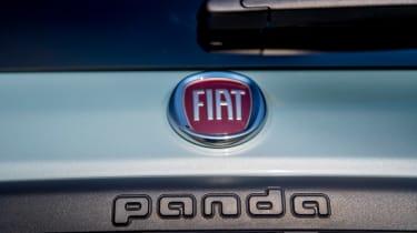 Fiat Panda Mild Hybrid - Panda badge