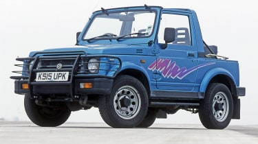 Best Japanese modern classics - Suzuki SJ/Santana