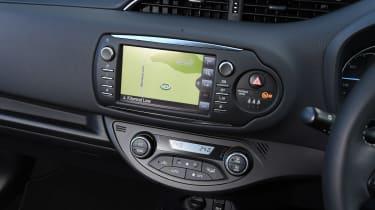 Toyota Yaris GR Sport - sat-nav