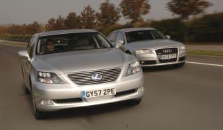Lexus vs Audi