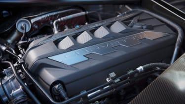 Chevrolet Corvette - engine
