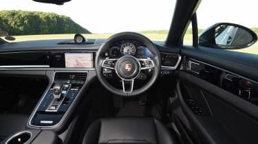 Porsche Panamera 4 E-Hybrid - interior