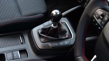 Ford Focus - gear