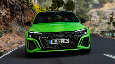 Audi RS 3 Saloon - full front