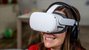 Virtual reality test drive 11