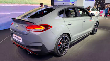 Hyundai i30 Fastback N - Paris rear