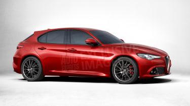 Alfa Romeo Giulietta RWD