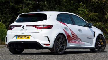 Renault Megane R.S. Trophy-R - rear 3/4 static