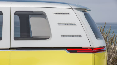 Volkswagen I.D. Buzz concept review - taillight