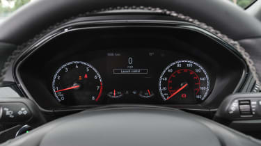 Ford Focus ST - dials
