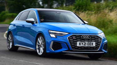 Audi S3 long termer - first report front