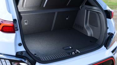 Hyundai Kona N - boot