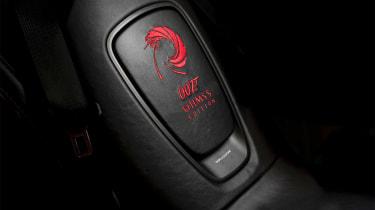 Aston Martin DBS Superleggera On Her Majesty's Secret Service - interior detail