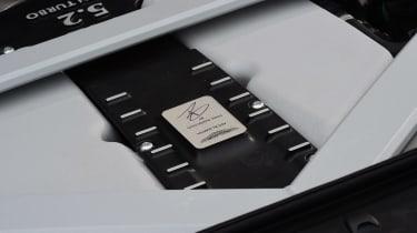 Aston Martin DB11 - engine