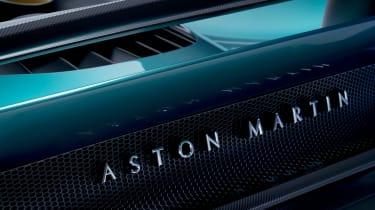 Aston Martin Valhalla - rear badge