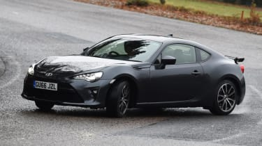 Used Toyota GT86 - drift