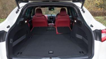 Maserati Levante S - boot