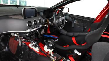 Kia Stinger GT420 - interior