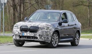 BMW iX3 - front