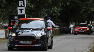 Ford Fiesta Black Edition Goodwood