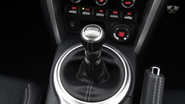 Used Toyota GT86 - transmission