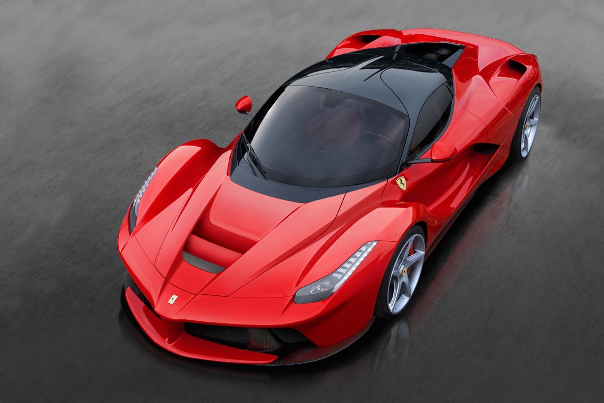 Ferrari Laferrari World S Fastest Road Cars Auto Express