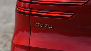 Genesis GV70 - GV70 badge