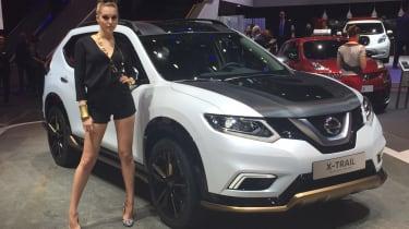 Nissan X-Trail Premium - Geneva show