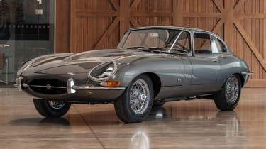 Jaguar E-Type 60 Collection - coupe front