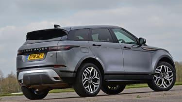 Range Rover Evoque rear static