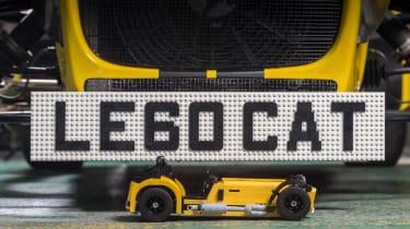 LEGO Caterham 620R - side