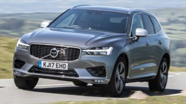 Safest cars for sale in the UK - Volvo XC60