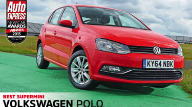 VW Polo - awards