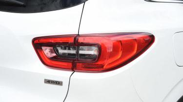 Renault Kadjar - rear light detail