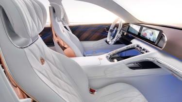 Vision Mercedes-Maybach SUV - front seats