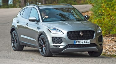 Best new cars of 2017: our road tests of the year - Jaguar E-Pace