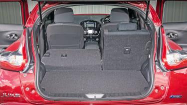 Nissan Juke - boot