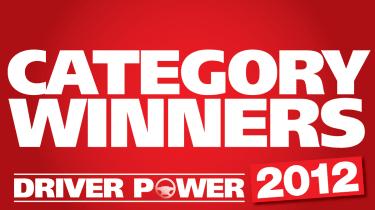 Category winners
