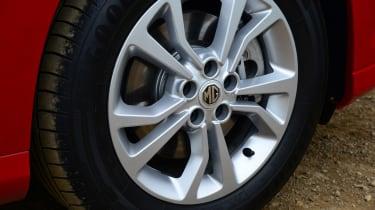 MG6 wheel