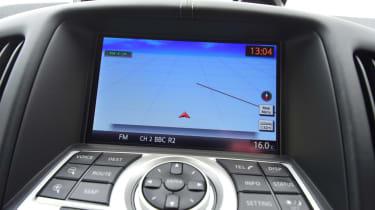 Nissan 370Z GT –sat nav
