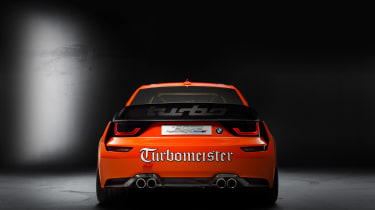 BMW 2002 Hommage Turbomeister - rear