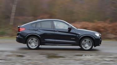 Used BMW X4 - side