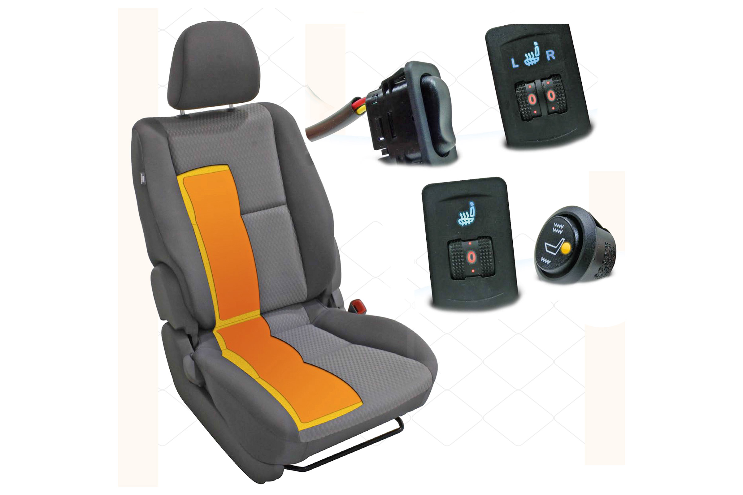 Heated Seats Auto Express